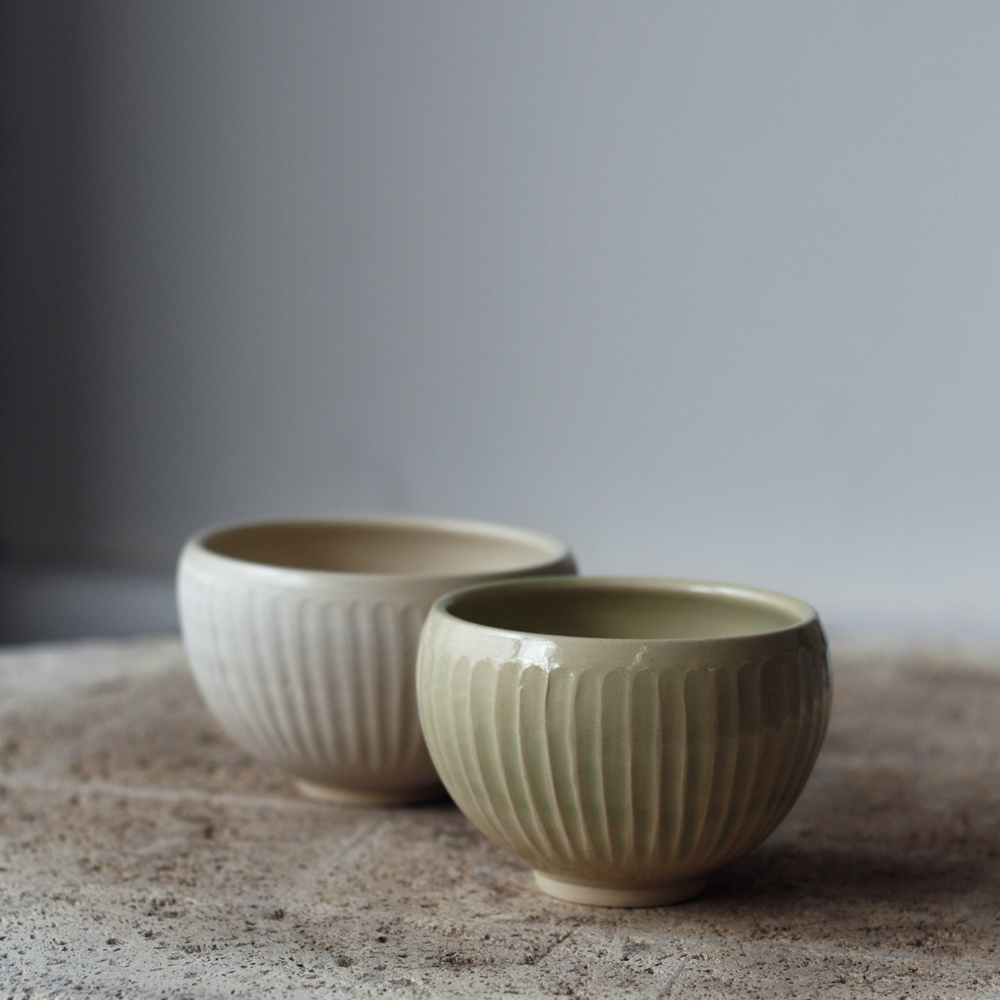 Faceted Bowls