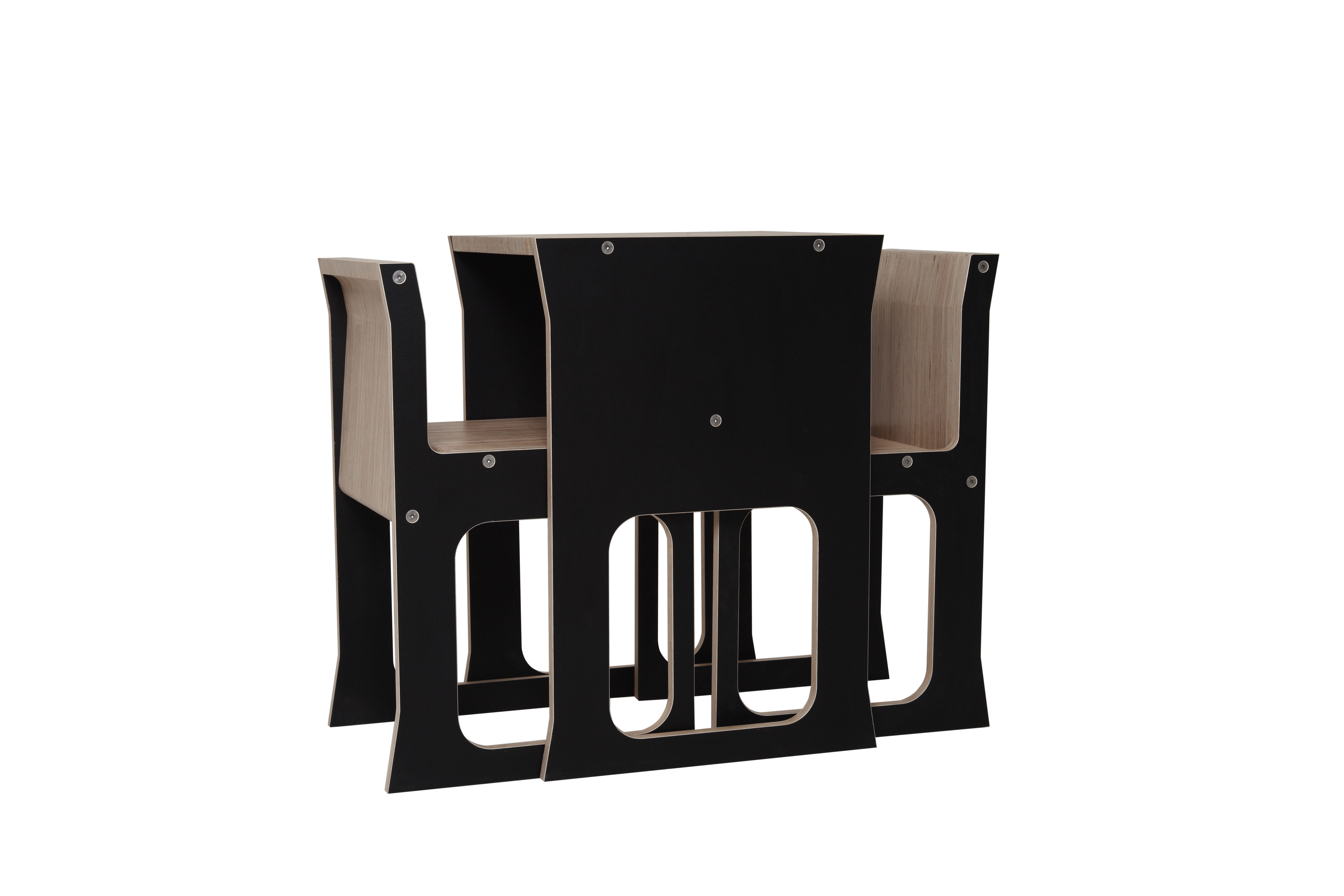 Teanest Table and Chairs